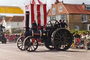 Trevithick Traction Engine