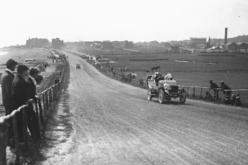 Bexhill motor racing in 1902